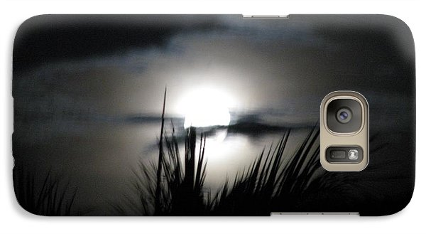 Galaxy Case featuring the photograph Everglades Silver Sunset by Melinda Saminski