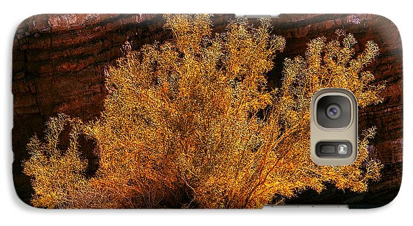 Galaxy Case featuring the photograph Every Common Bush by Jeremy McKay