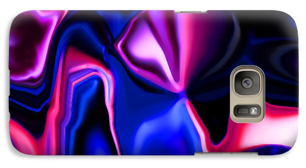 Galaxy Case featuring the digital art Everything Is Beautiful by Gayle Price Thomas