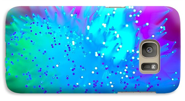 Galaxy Case featuring the photograph Exodus by Dazzle Zazz