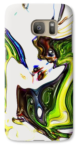 Galaxy Case featuring the digital art Expectation by Richard Thomas