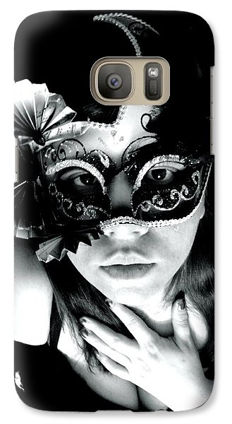 Galaxy Case featuring the photograph Expectations by Vicki Spindler