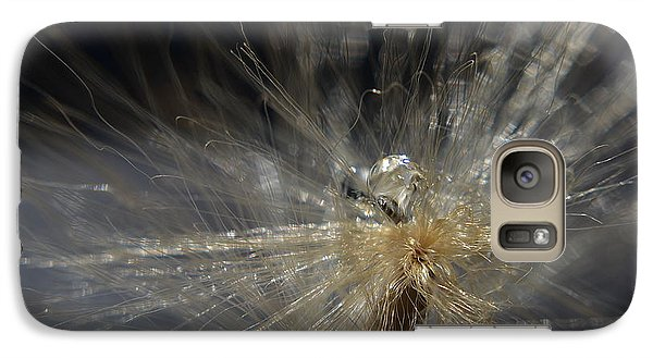Galaxy Case featuring the photograph Explosion by Michelle Meenawong