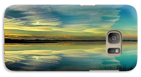 Galaxy Case featuring the photograph Eye In The Sky by Ed Roberts