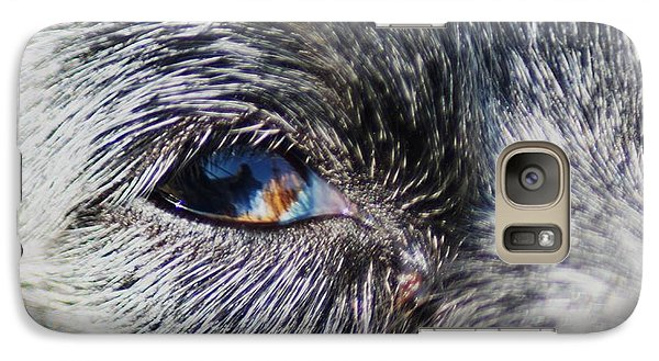 Galaxy Case featuring the photograph Eye Of The Beholder by Angi Parks