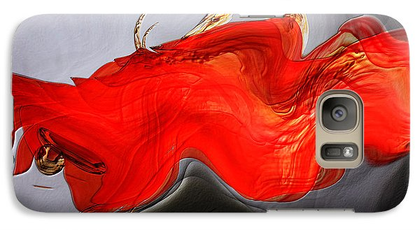 Galaxy Case featuring the digital art Eye Of The Beholder by Richard Thomas