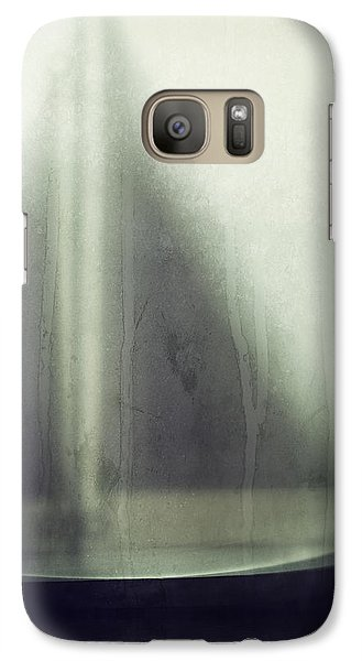 Galaxy Case featuring the photograph Eye Of The Storm by Amy Weiss