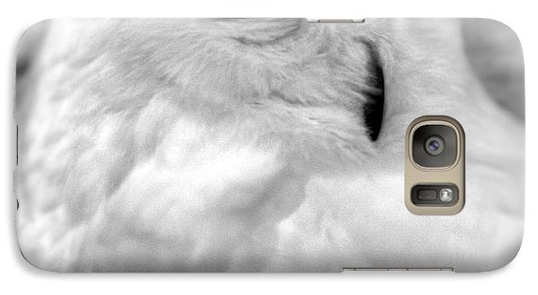 Galaxy Case featuring the photograph Eye On You by Adam Olsen
