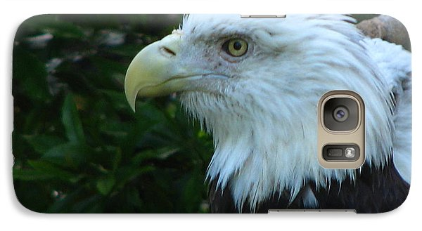 Galaxy Case featuring the photograph Eyecon by Greg Patzer