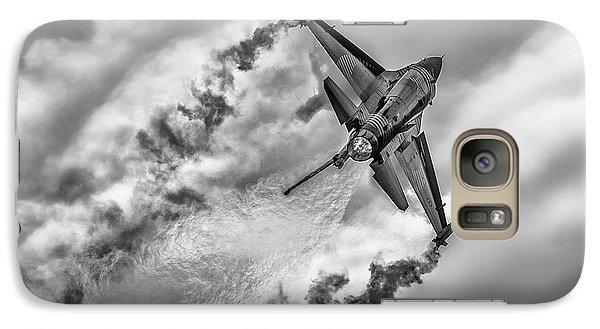 Airplanes Galaxy S7 Case - F-16 Solo Turk... by Rafa? Czernia