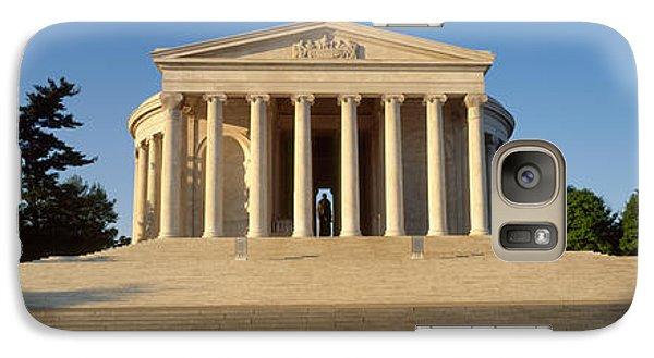 Facade Of A Memorial, Jefferson Galaxy S7 Case