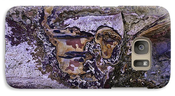 Galaxy Case featuring the photograph Face In The Desert 2 by Sherri Meyer