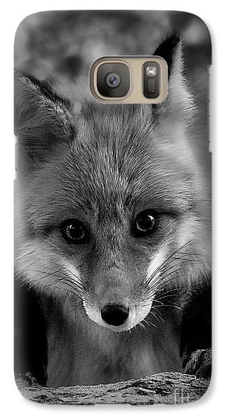 Galaxy Case featuring the photograph Face To Face by Adam Olsen