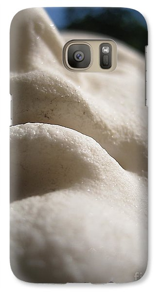 Galaxy Case featuring the photograph Face by Yury Bashkin