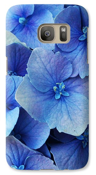 Galaxy Case featuring the photograph Faces by Lucy D
