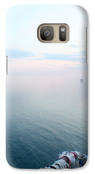 Galaxy Case featuring the photograph Facing Yalta by Jon Emery