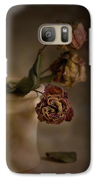 Galaxy Case featuring the photograph Fading Away by Trevor Chriss