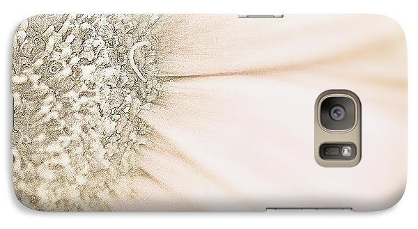 Galaxy Case featuring the photograph Fading Into Gold by Ruth Jolly