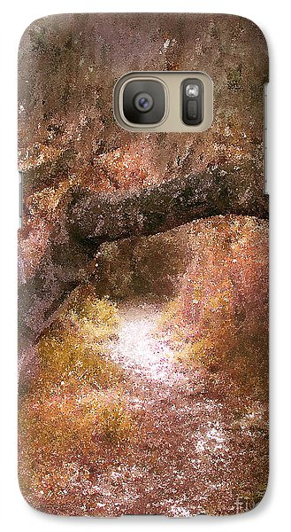 Galaxy Case featuring the photograph Faerie Lane by Michael Rock
