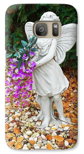Galaxy Case featuring the photograph Fairy by Aimee L Maher Photography and Art Visit ALMGallerydotcom