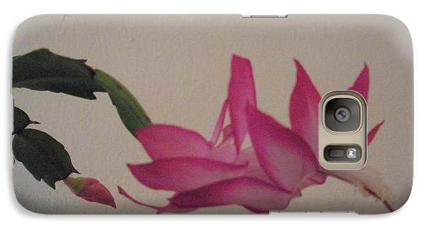 Galaxy Case featuring the photograph Fairy Blossom by Jeanette French