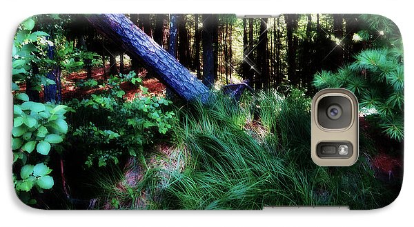 Galaxy Case featuring the photograph Fairy Forest by Jamie Lynn