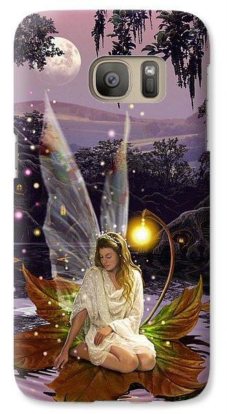 Fairy Princess Galaxy S7 Case by Garry Walton