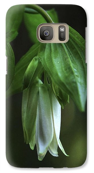 Galaxy Case featuring the photograph Fairybells Of The Forest by Betty Depee