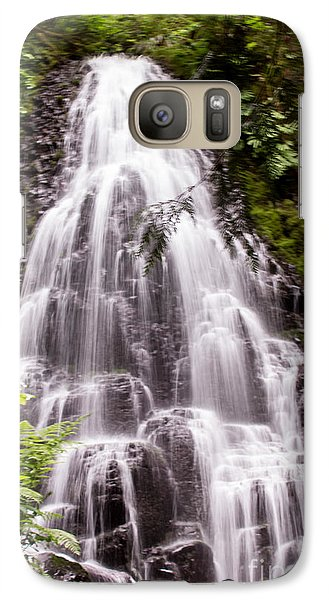Galaxy Case featuring the photograph Fairy's Playground by Suzanne Luft