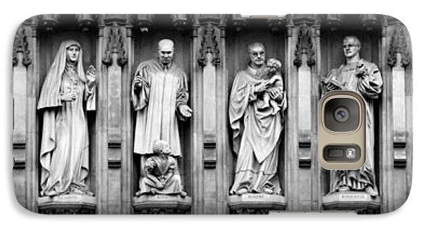 Westminster Abbey Galaxy S7 Case - Faithful Witnesses by Stephen Stookey