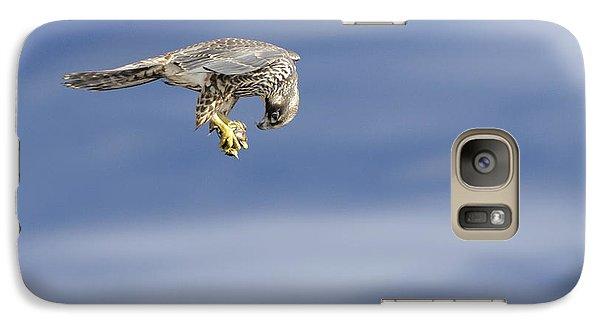 Falcon With Prey Galaxy S7 Case