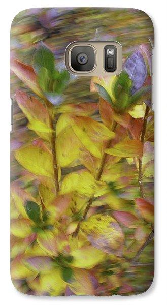 Autumn Azaleas 3 Galaxy S7 Case