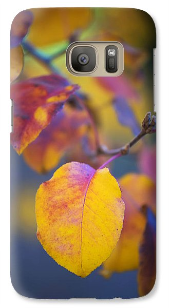 Galaxy Case featuring the photograph Fall Color by Stephen Anderson