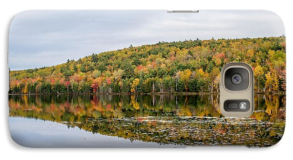 Galaxy Case featuring the photograph Fall Colors  by Trace Kittrell
