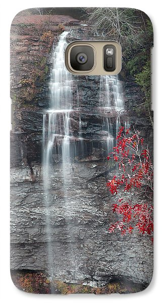 Galaxy Case featuring the photograph Fall Creek Falls  by Robert Camp