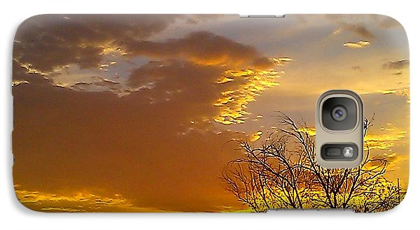 Galaxy Case featuring the photograph Fall Day by Chris Tarpening