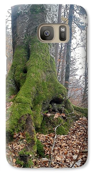 Galaxy Case featuring the photograph Fall In Burgdorf by Felicia Tica