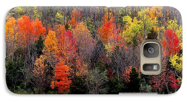 Galaxy Case featuring the photograph Fall In Dayton Ohio by Eric Switzer
