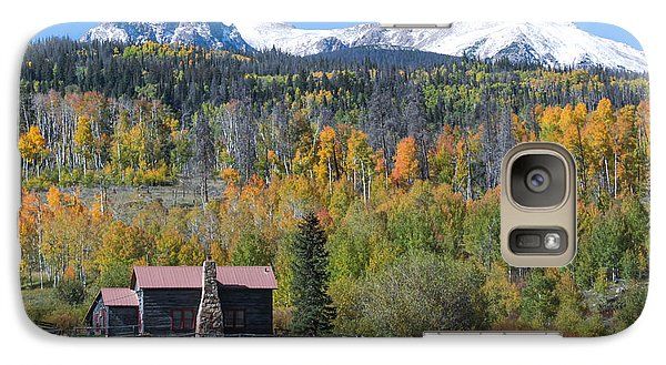 Galaxy Case featuring the photograph Fall In Summit County by Andrew Serff