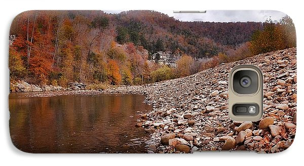 Galaxy Case featuring the photograph Fall In The Ozarks by Renee Hardison