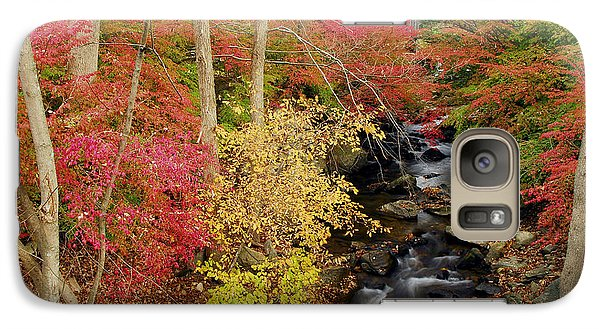 Galaxy Case featuring the photograph Fall In Western Connecticut by Dan Myers