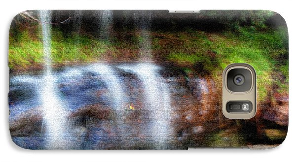 Galaxy S7 Case featuring the photograph Fall by Miroslava Jurcik