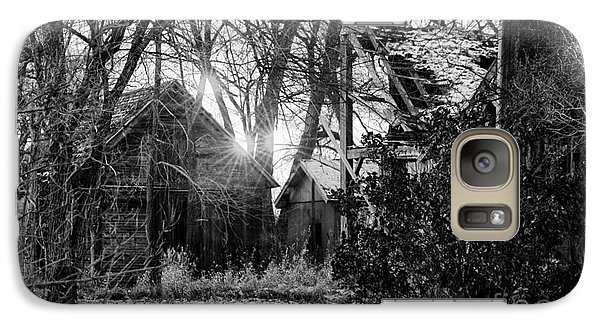Galaxy Case featuring the photograph Fall Morning by JRP Photography