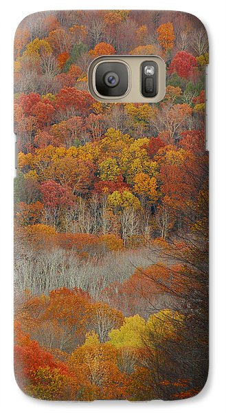 Fall Tunnel Galaxy S7 Case