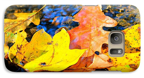 Galaxy Case featuring the photograph Fallen Beauty by Candice Trimble