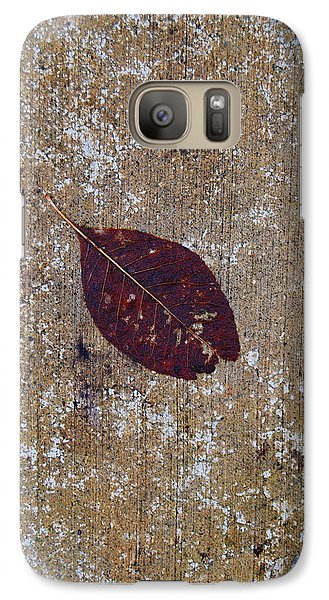 Galaxy Case featuring the photograph Fallen by Jani Freimann