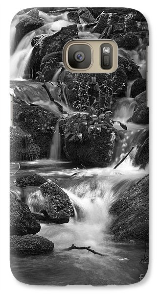 Galaxy Case featuring the photograph Falls In Shenandoah by Robert Pilkington