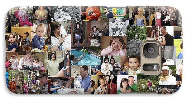 Galaxy Case featuring the photograph Family 2013 by Don Nieman