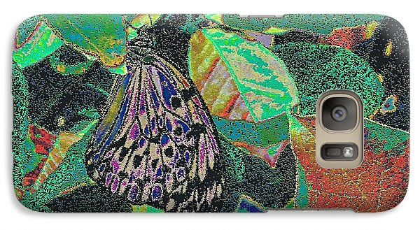 Galaxy Case featuring the photograph Fanciful by Kathie Chicoine