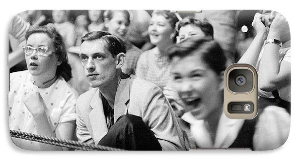 Fans Reacting To Elvis Presley Performing 1956 Galaxy S7 Case